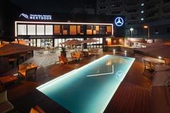 Mercedes me Tokyo NEXTDOOR The TERRACE