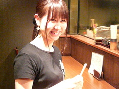 【永山本店上野駅前店】の先輩店員からの声
