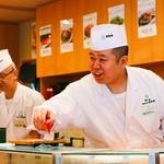 梅丘 寿司の美登利 銀座店