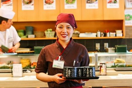 梅丘 寿司の美登利 総本店のバイト写真2