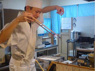 天ぷら倶楽部 北郷店のバイトメイン写真