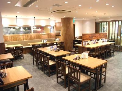 麺処直久 新橋店のバイト写真2