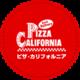 【ピザ・カリフォルニア 中郡店】のロゴ