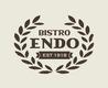 【BISTRO  ENDO】のロゴ