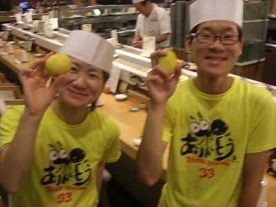 グルメ回転寿司鈴木水産 明和店のバイト写真2