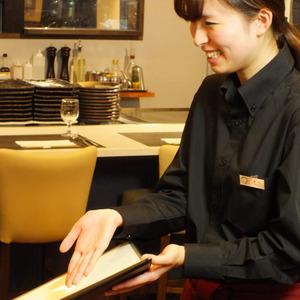 鉄板焼きバル 輪(りん)のバイトメイン写真