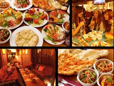 TOMBOY INDIAN LOUNGE DINING 池袋2号店のバイトメイン写真