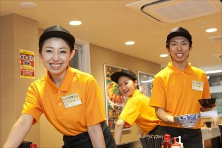 東京チカラめし 横浜西口1号店のバイト写真2