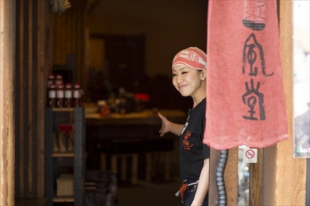 博多 一風堂 神戸元町店のバイト写真2