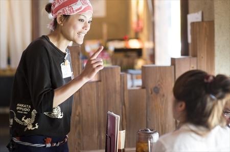 博多 一風堂 仙台東口店のバイトメイン写真