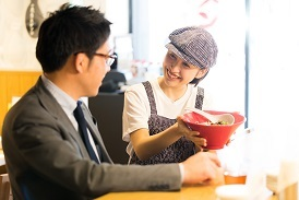 博多 一風堂 福山店のバイトメイン写真