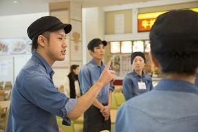 IPPUDO RAMEN EXPRESS イオンモールいわき小名浜店のバイト写真2