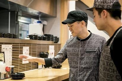 博多 一風堂 福山店のバイト写真2