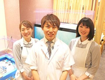 きづなすし 歌舞伎町店のバイトメイン写真