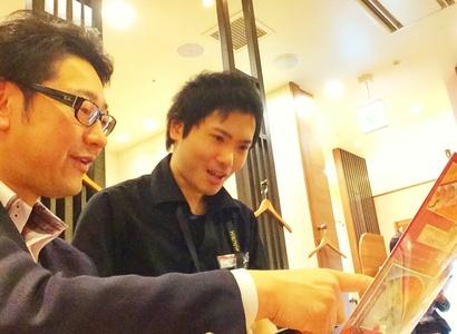 牛たん炭焼 利久 東京ソラマチ店のバイト写真2