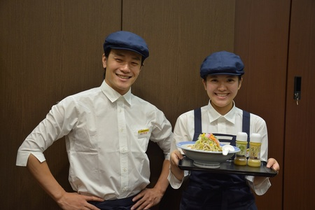 リンガーハット アピタタウン稲沢店のバイトメイン写真