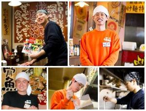 ばり嗎 熊野店のバイト写真2