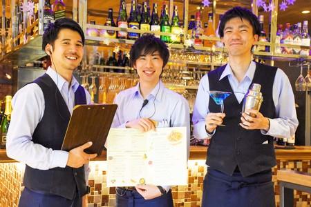 Latin Italian SHANTY 新浦安店のバイトメイン写真