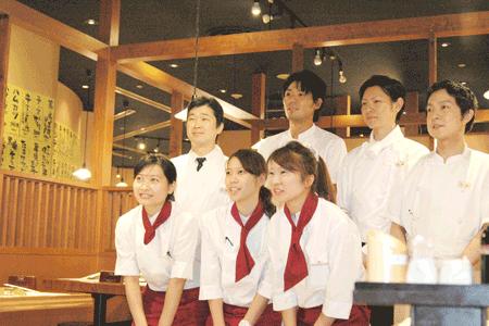 鍛冶屋文蔵 志木店のバイトメイン写真
