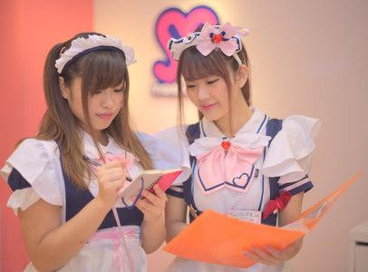 メイドカフェめいどりーみん 新宿 東口店のバイト写真2