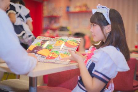 メイドカフェめいどりーみん 秋葉原ひみつきちのバイト写真2