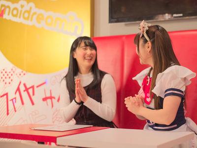 メイドカフェめいどりーみん 秋葉原 電気街口駅前店のバイト写真2