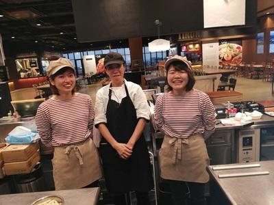 レッドペッパー幕張新副都心店のバイトメイン写真