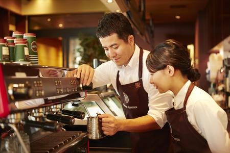 タリーズコーヒー 上郷SA上り店のバイトメイン写真