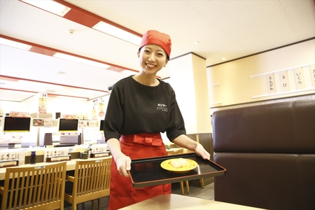 スシロー 丸亀店のバイトメイン写真