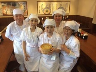 丸亀製麺福井店のバイトメイン写真