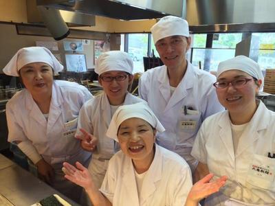丸亀製麺和歌山店のバイトメイン写真