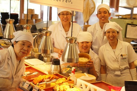 丸亀製麺四万十店のバイトメイン写真