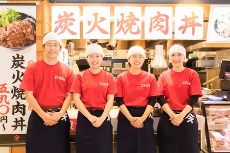 肉のヤマキ商店 イオンモール水戸内原店のバイトメイン写真