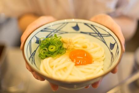 丸亀製麺 心斎橋オーパ店のバイト写真2