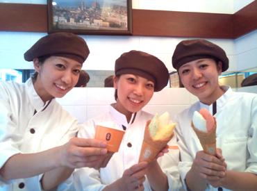 プレミアム マリオジェラテリア新宿伊勢丹店のバイトメイン写真