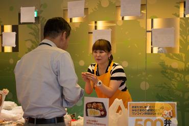 スターフェスティバル株式会社(お弁当販売スタッフ)のバイト写真2