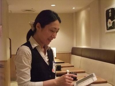 とんかつまい泉 大阪ルクア イーレのバイト写真2