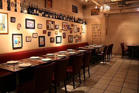 ピッツェリアドォーロ 恵比寿店のバイトメイン写真