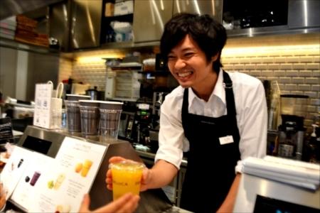 DEAN & DELUCA 八重洲店のバイト写真2