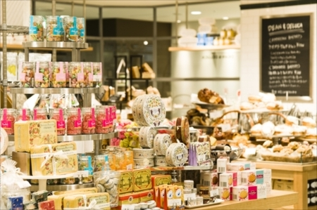DEAN & DELUCA 八重洲店のバイトメイン写真