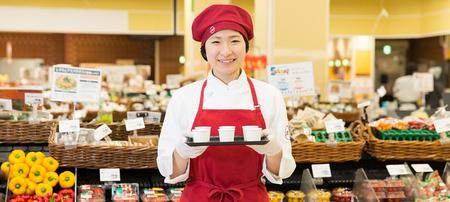 イオン りんくう泉南店 【試食・推奨販売スタッフ】のバイトメイン写真