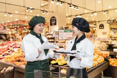 イオン久御山店【短期・試食・推奨販売スタッフ】のバイトメイン写真