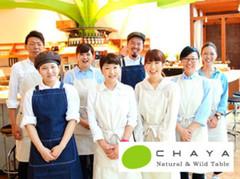 CHAYA Natural&Wild Table 日比谷シャンテ店