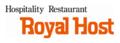 【THE ROYAL HOST 室見店】のロゴ
