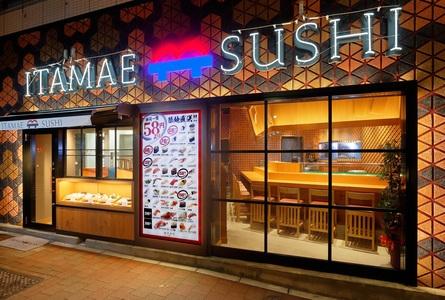 板前寿司 西新宿店のバイトメイン写真