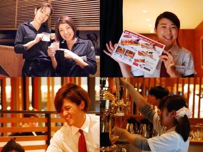 板前寿司 新宿東宝ビル店のバイトメイン写真