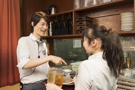 北前そば 高田屋 新宿東口店のバイトメイン写真