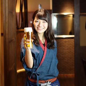 ごきげんえびす姫路駅前店のバイトメイン写真
