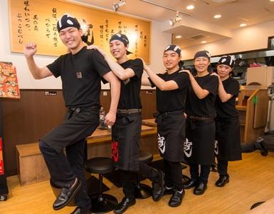 伝説のすた丼屋 溝の口店のバイト写真2