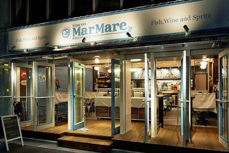 TOKYO Mar Mare(トーキョー・マルマーレ)のバイト写真2